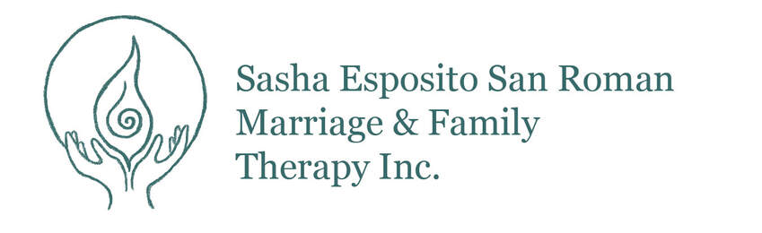 Sasha Esposito San Roman Marriage & Family Therapy Inc.